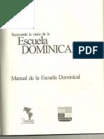 Renovando La Visión de La Escuela Dominical-ECCAD