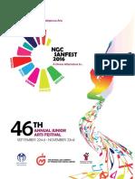 NGC SanFest 2016 Syllabus