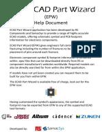 EPW Help Guide