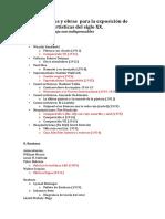 Guía Para Exponer Vanguardias B