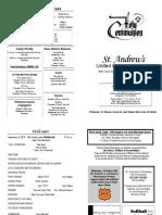 St Andrews Bulletin 904