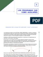 02 - Los Programas CAD Como Auxiliares