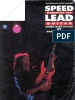 Troy Stetina - Speed Mechanics for Lead Guitar