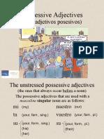 Possessive adjectives.ppt