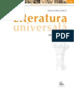 X_Literatura Universala (in Limba Romana)