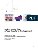 Fiscal Snapshot of Cuyahoga County