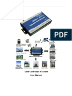 RTU5011 User's Manual-V2.54