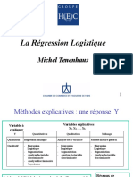 Regression Logistique