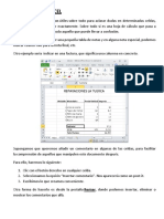 Comentarios Excel y Celdas Absolutas, Relativas y Mixtas