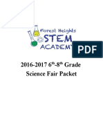 science fair packet 2016-2017