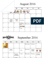calendar 2016-2017  english