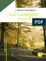 Los Caminos Para El Exito - Aureliano Abenza Rodriguez