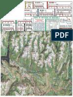 Mapa Montana