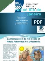Conferencia Rio de Janeiro