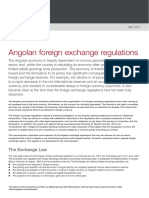 Angolan Foreign Exchange Regulations Final