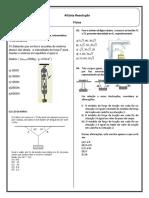 4ª Lista de Resolução de Física (1)