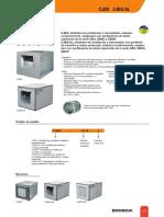 08.Ventilador Centrifugo CJBX_2014ES