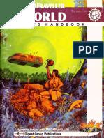 MegaTraveller - [Supplement] World Builder's Handbook