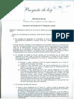 Proyecto de Ley Impuesto a las Ganancias 4° Categoria