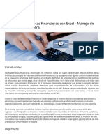 Intro Matemáticas Financieras