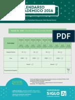 Calendario Academico 1b 2016 Edh
