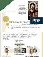 Filosofia-Cristã