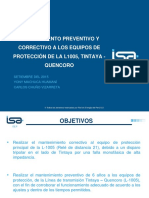 Informe Mp6a L-1005 Tintaya