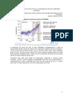A rápida elevação do nível do mar e a perspectiva de uma catástrofe climática