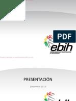 PRESENTACION EBIH  en caracollo.pdf