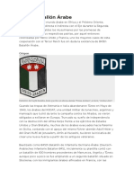 845th Batallón Árabe