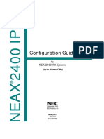 NEC IPX Configuration Guide Issue 1