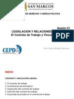 Contrato y Vinculación Laboral