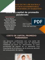 Expo de Administracion Costo de Capital Promedio Ponderado2