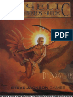 In Nomine - Angelic Players Guide (Sjg3307)