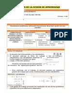 SESION DE INECUACIONES .docx