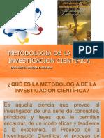 4. Metodo dMETODO DE LA INVESTIGACION CIENTIFICAe La Investigacion Cientifica