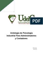 antologia psicoloco