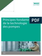 Principes Fondamentaux de La Technologie Des Pompes
