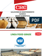 Present CRC Ind Food Grade