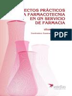 AspectosPracticos de La Farmacotecnia en Un Servicio de Farmacia
