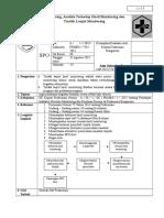 1.1.5.3 SPO Monitoring, Analisis Terhadap Hasil Monitoring Dan Tindak Lanjut Monitoring