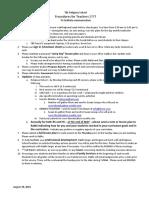 teacher procedures 5777 revised ss