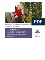 Modelo de atencion centrada en la persona