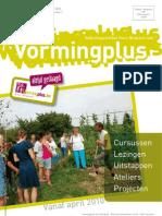 Lentebrochure 2010