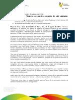 12 08 2011 - El gobernador Javier Duarte de Ochoa realiza entrega de viviendas de la Unidad 18 de Marzo del Sindicato de Trabajadores Petroleros de la República Mexicana