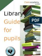 Pupil Information Booklet - Web