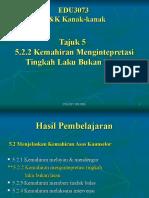 M2biv EDU3073 5.2.3a Body Language