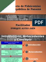 el Negocio de Fideicomiso en la Republica de Panama