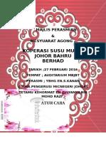 77732715 Buku Program Majlis Persaraan