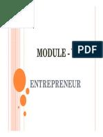 Unit 5 - Entrepreneurship